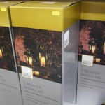 Lantern set lights
