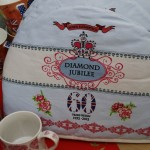 Diamond Jubilee tea cosy