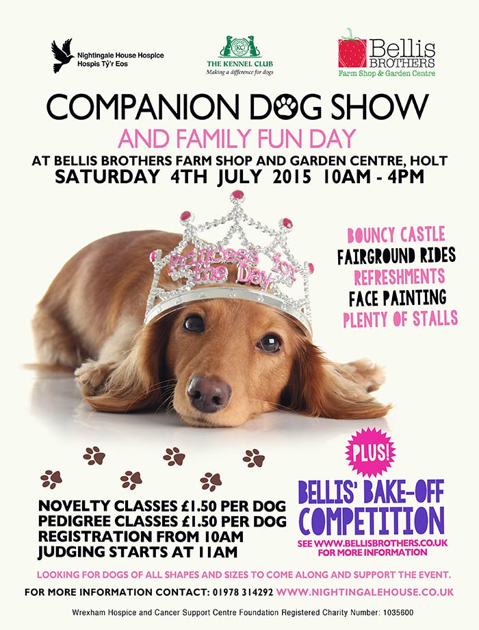 BELLIS-DOG-SHOW-2015-poster