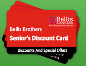 Pensioner Discount Card