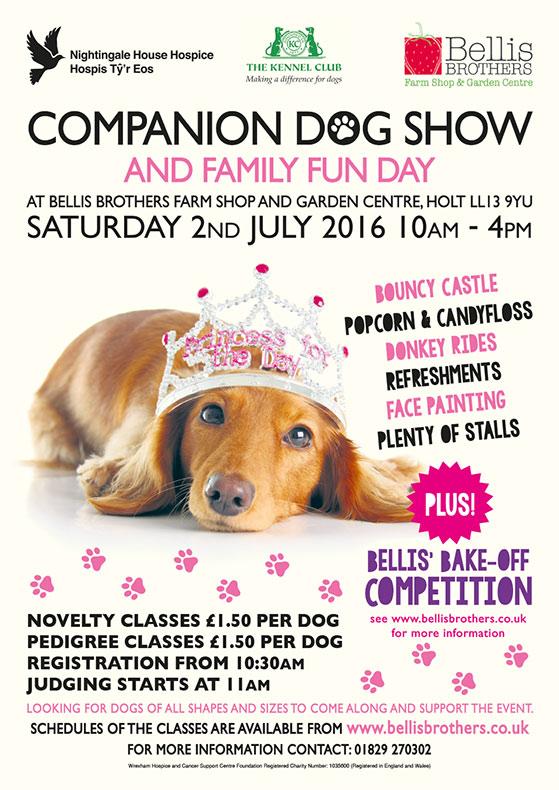 Dog-Show-Poster-A4