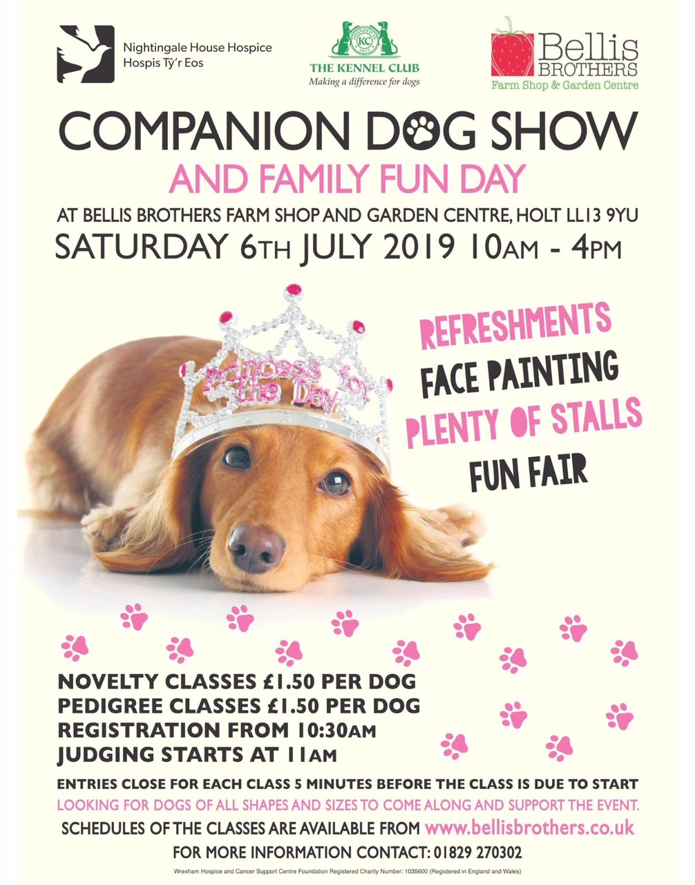 Nightingale House Hospice Fun Day And Dog Show