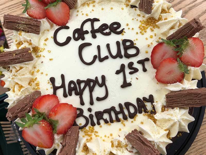Bellis' Coffee Club